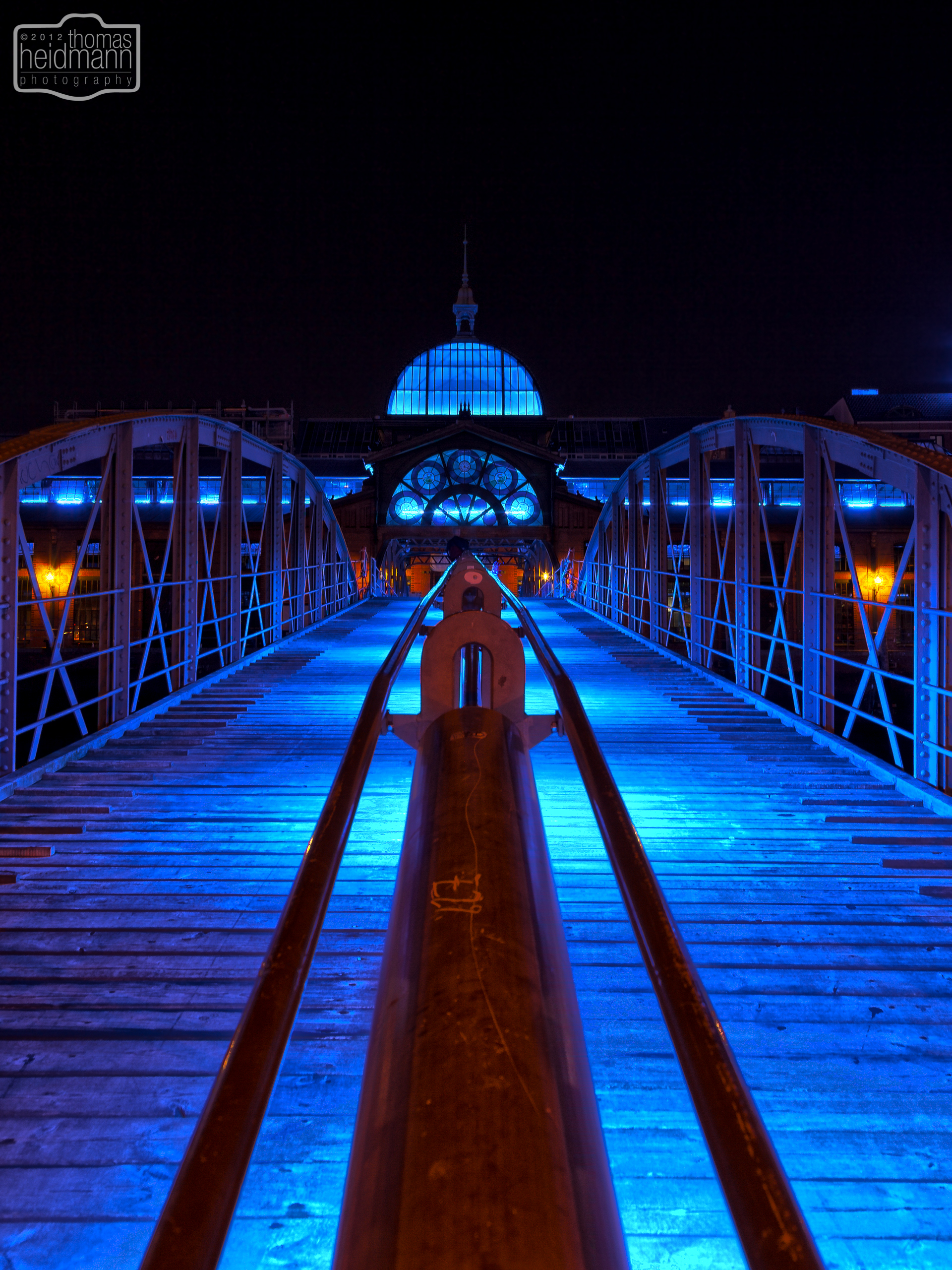 Blue Port meets Fischauktionshalle