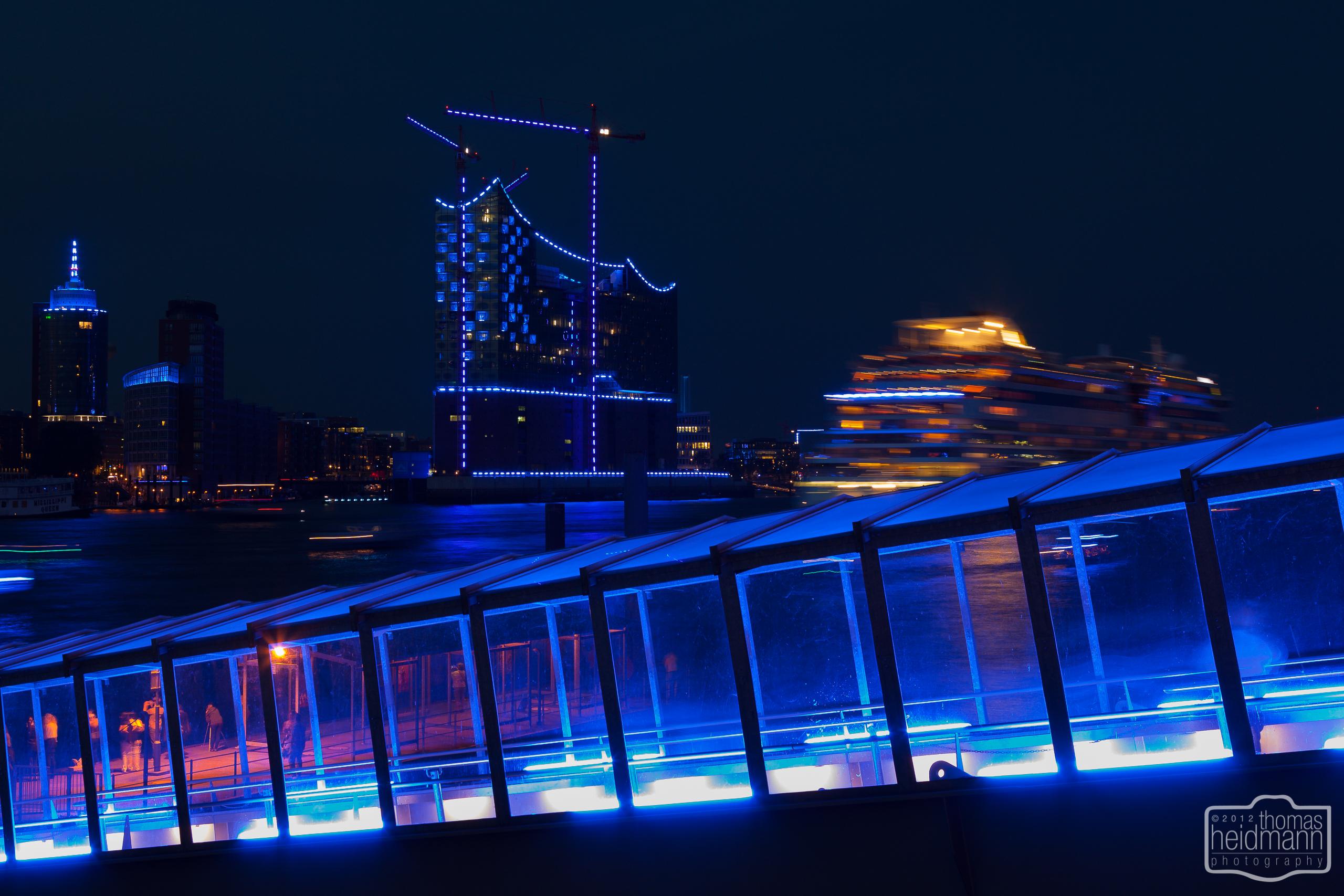 AIDAmar meets Elbphilharmonie