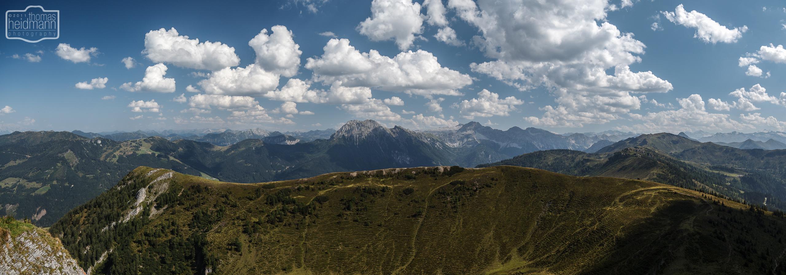 Großarltal Panorama