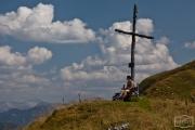 Gipfelkreuz Kitzsteingabel