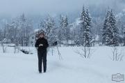 Winterwandern ist prima