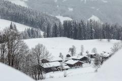 Winter im Salzburger Land