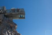 Aussichtsplattform am Dachstein