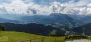 Paragliding von der Bischlingshöhe