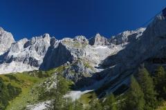 Talstation der Seilbahn zum Dachstein