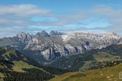 Impressionen aus den Dolomiten