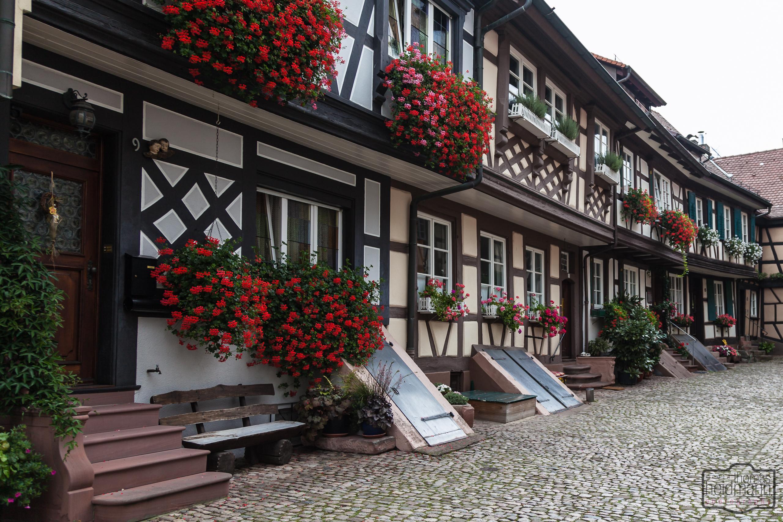 Gasse in Gengenbach