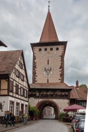 Gengenbacher Stadttor