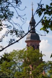 Gengenbacher Kirchturm