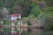 Am See in Eschwege