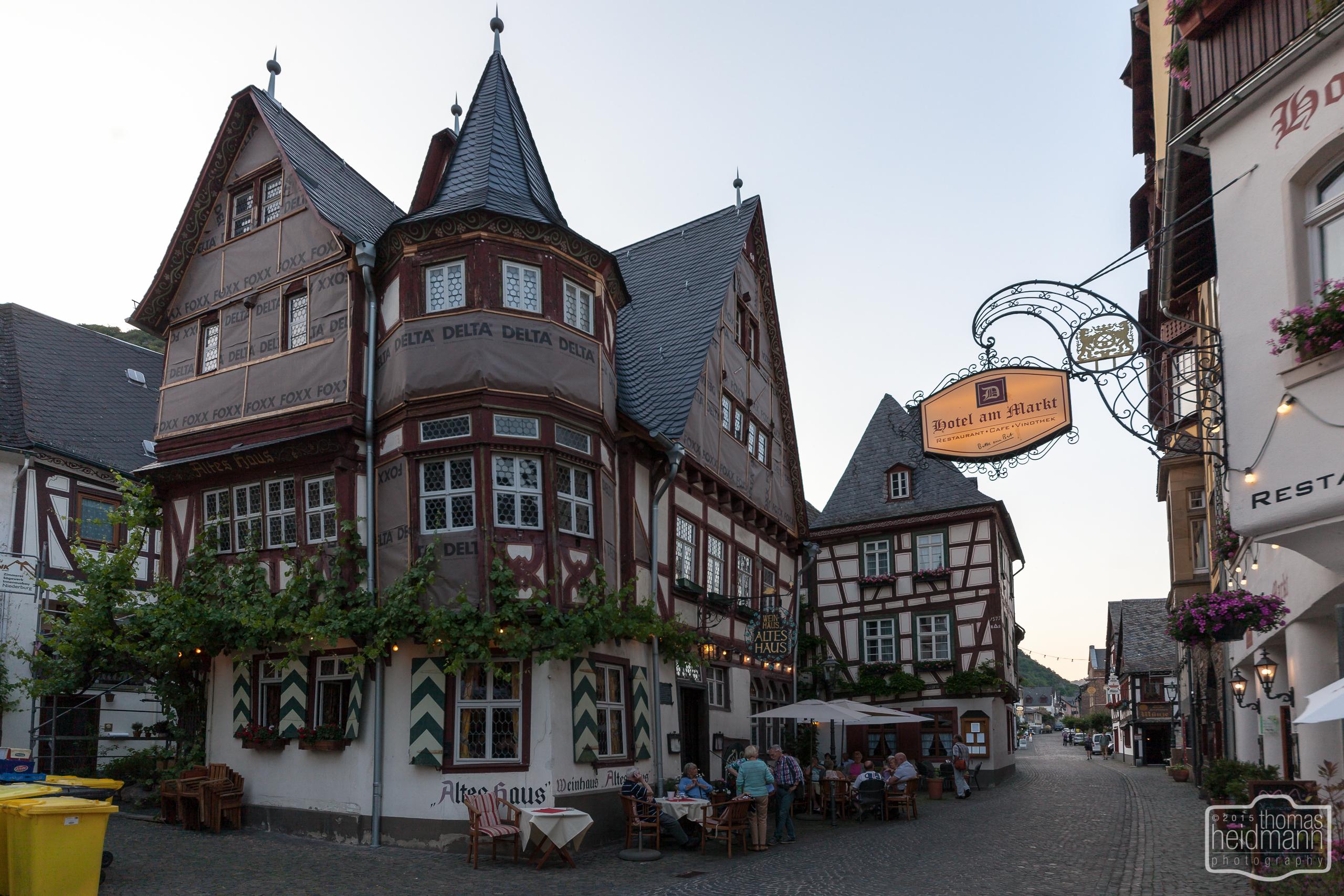 Barbarach am Mittelrhein