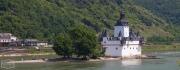 Burg Pfalzgrafenstein bei Kaub am Mittelrhein
