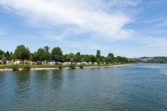 Knaus Campingplatz am Deutschen Eck in Koblenz