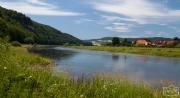 Weser bei Holzminden