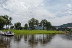 Weserfähre bei Holzminden