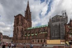 Kathedrale in Strassbourg