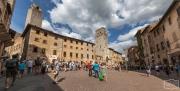 Bummel durch San Gimignano