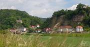 Kurort Rathen am Elbsandsteingebirge
