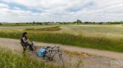 Radtour an der Schlei bei Maasholm