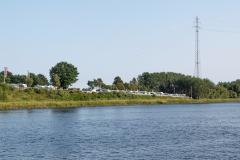 Stellplatz Schacht-Audorf am Nord-Ostsee-Kanal