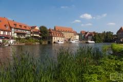 """Klein Venedig"" in Bamberg"