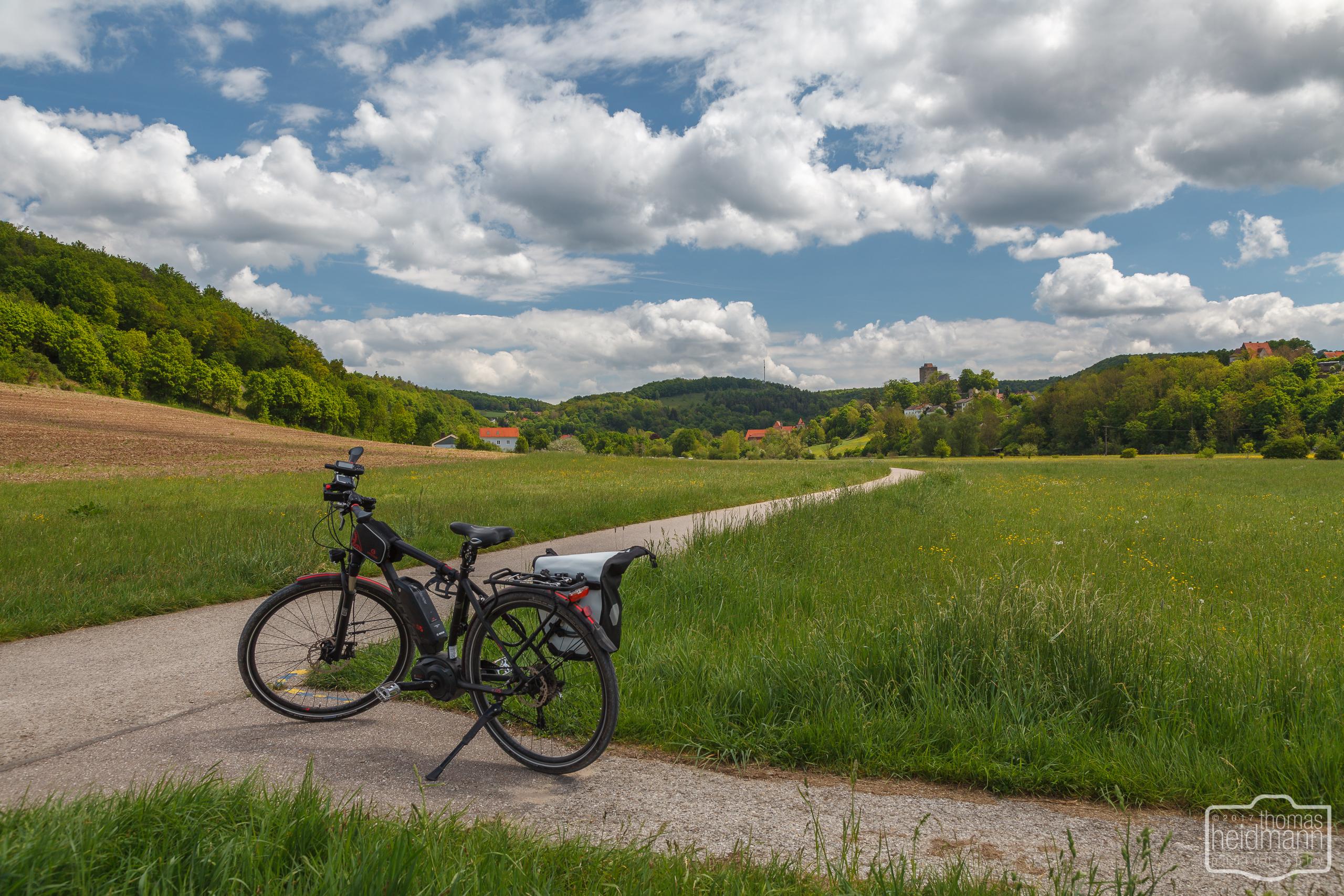 Radtour bei Treuchtlingen