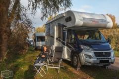 Relaxen auf dem Stellplatz Dömitz an der Elbe