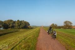 Radtour Dömitz-Hitzacker an der Elbe