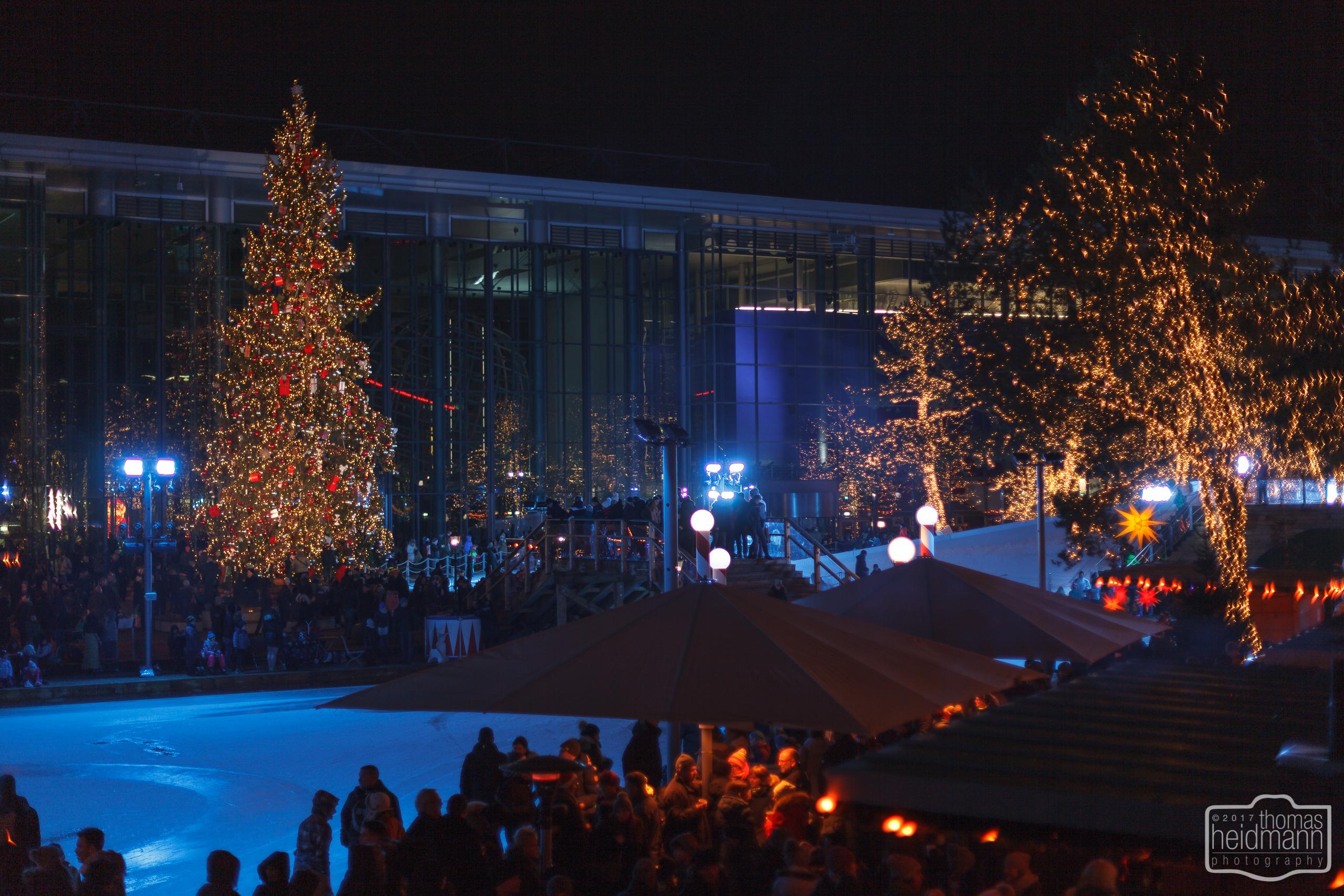 Weihnachtsmarkt Autostadt