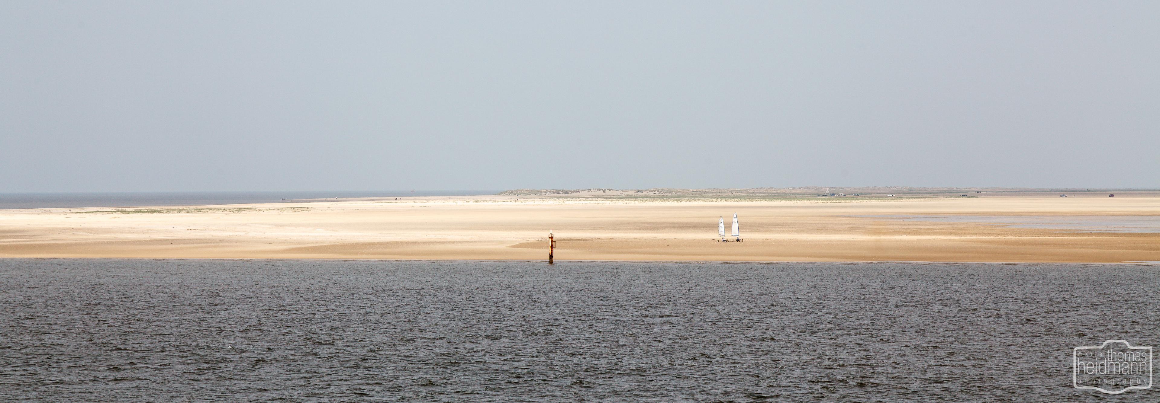 Strandsegeln auf Römö