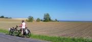 Radtour bei Kerteminde auf der Insel Fyn