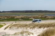 Pause bei Hvide Sande in Dänemark