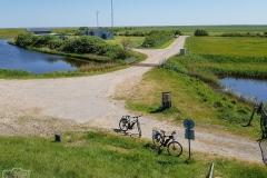Radtour zur nördlichen Spitze von Rømø