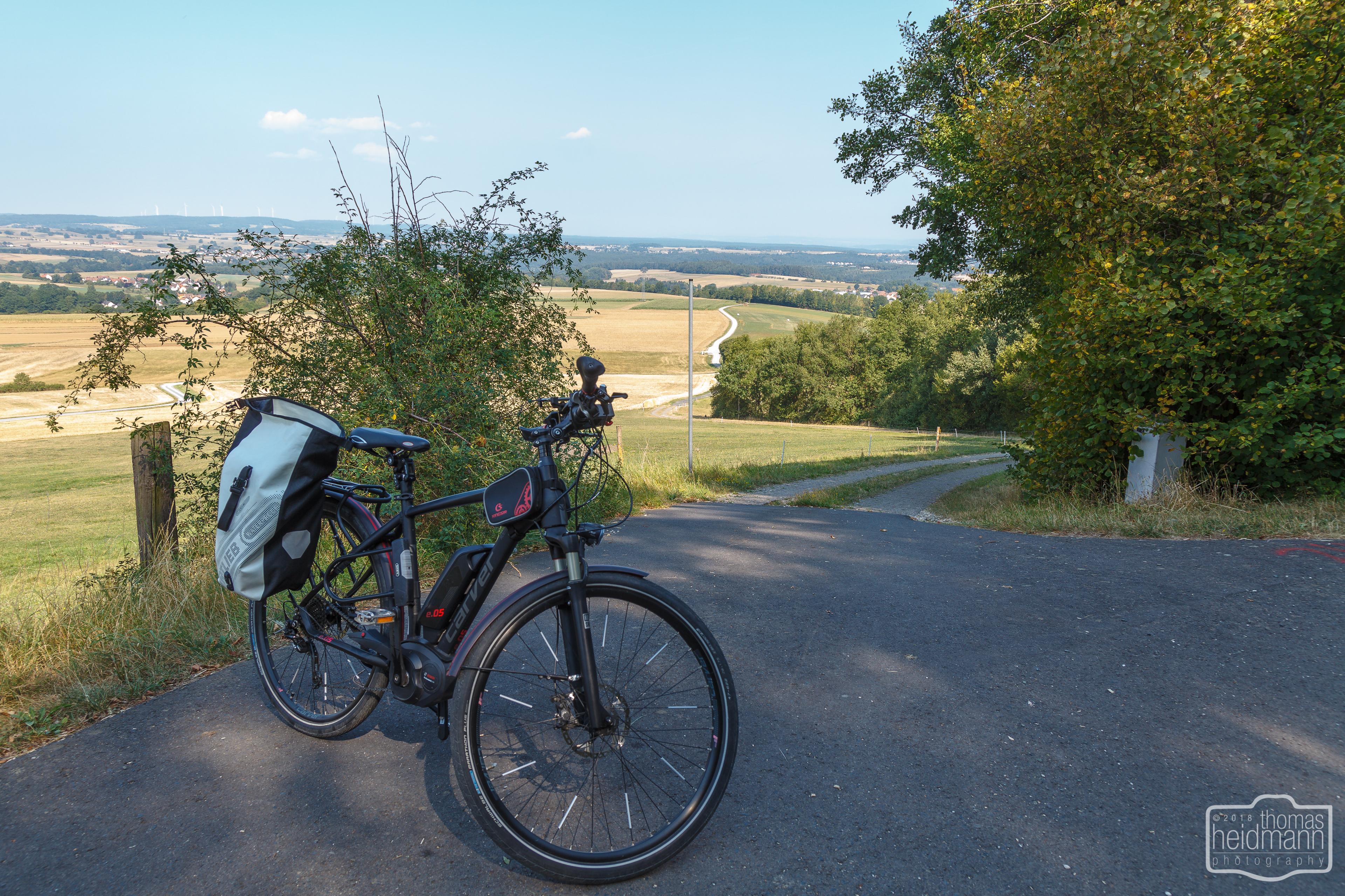 Bayreuth-Radtour durch schönste Landschaft