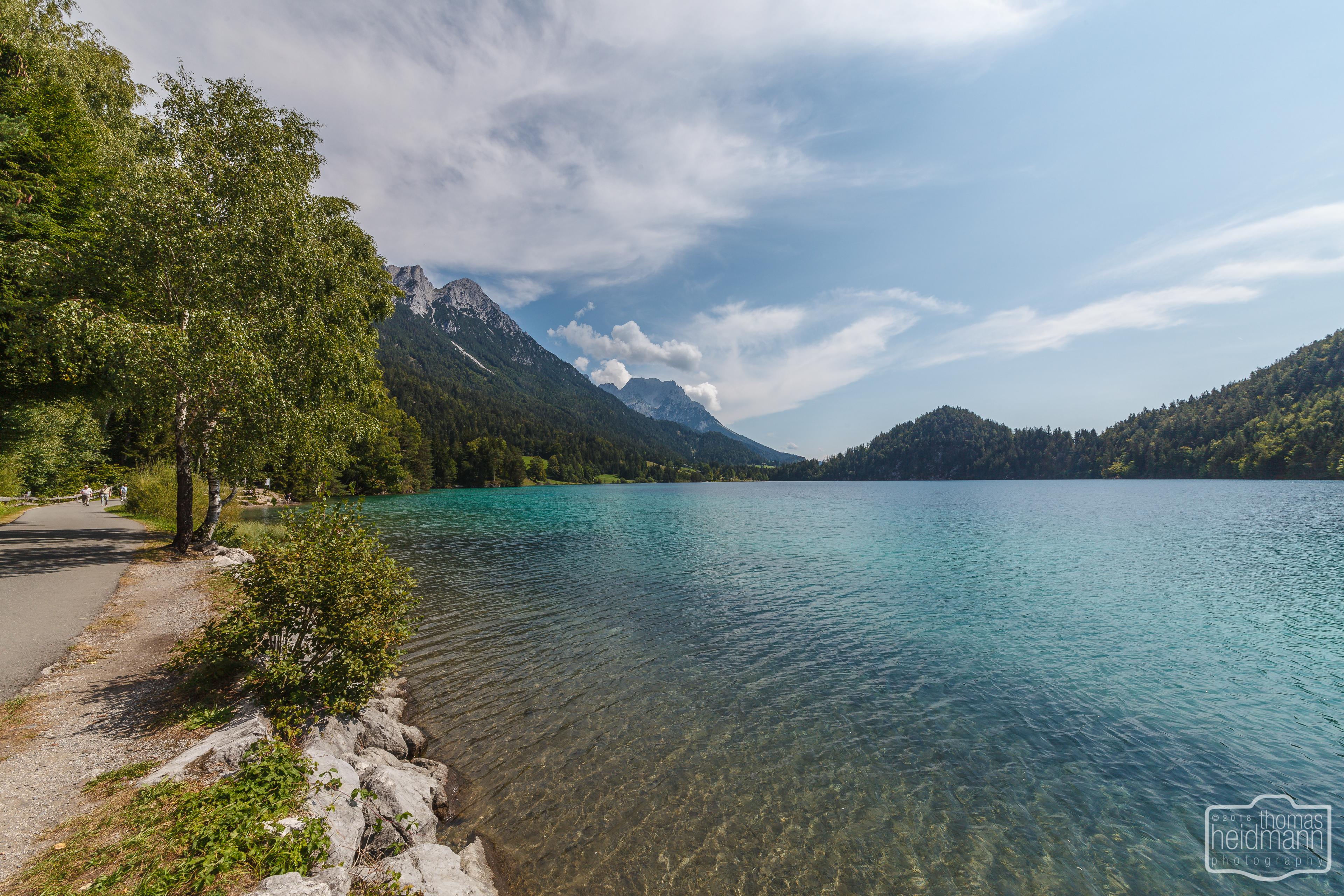 Radtour zum Hintersteiner See