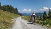 Radtour zum Bergdoktor in Söll, Ellmau und Going