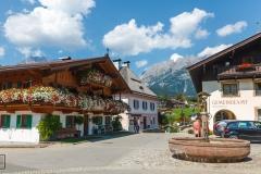 Radtour zum Bergdoktor in Söll, Ellmau und Going - Gasthof Going