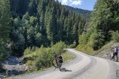 Radtour hinauf zum Wildkogel