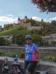 Radtour von Nordheim nach Würzburg