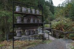 Wanderung in Altenau - Wassereimer fürs Bergwerk