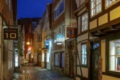 Schnoorviertel in Bremen