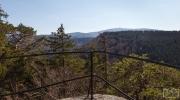 Ausblick zur Brockenspitze