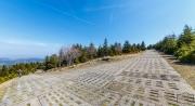 Steiler Plattenweganstieg auf dem Heinrich-Heine-Weg
