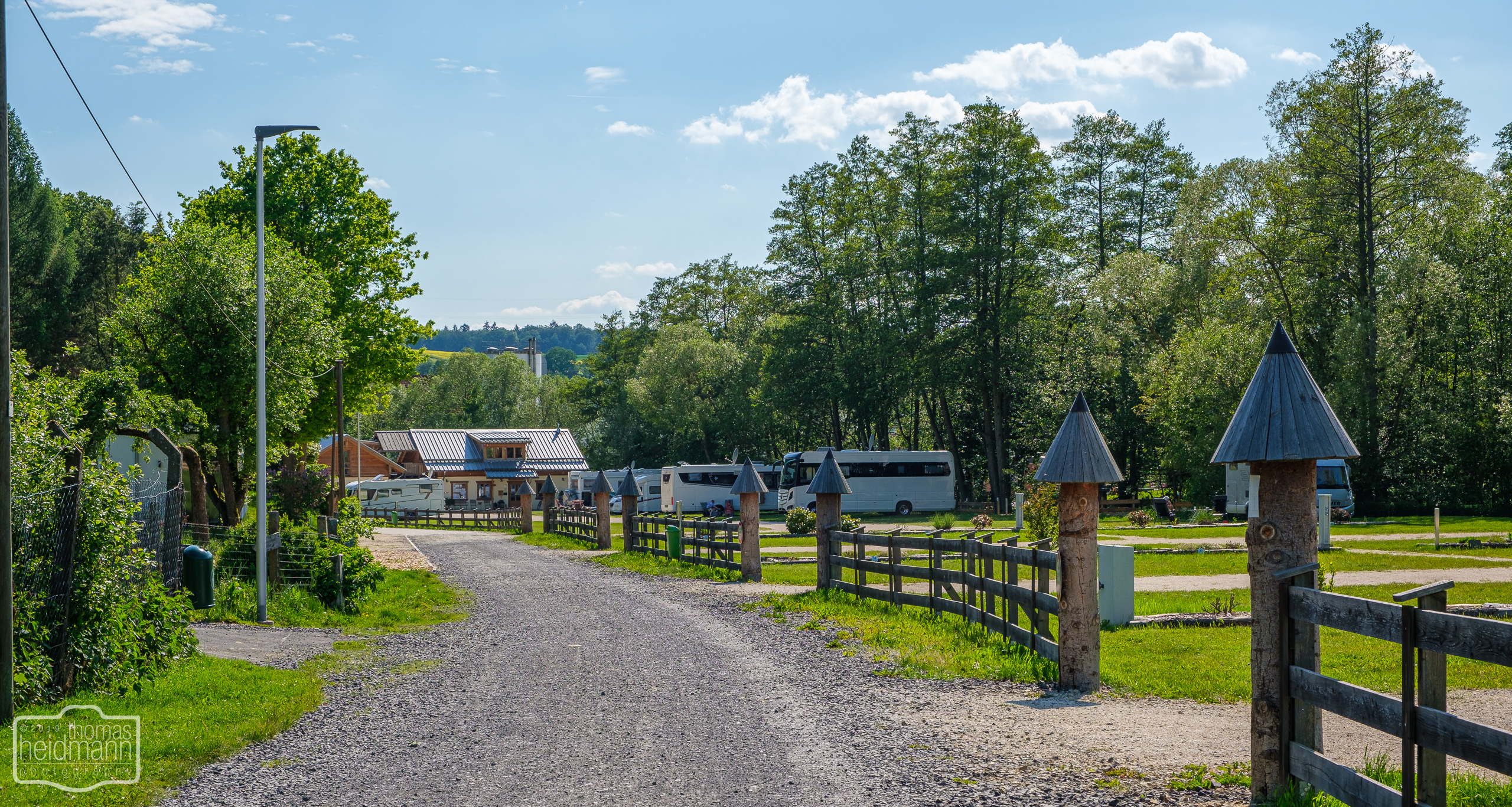 Reisemobilpark Urbachtal in Neukirchen