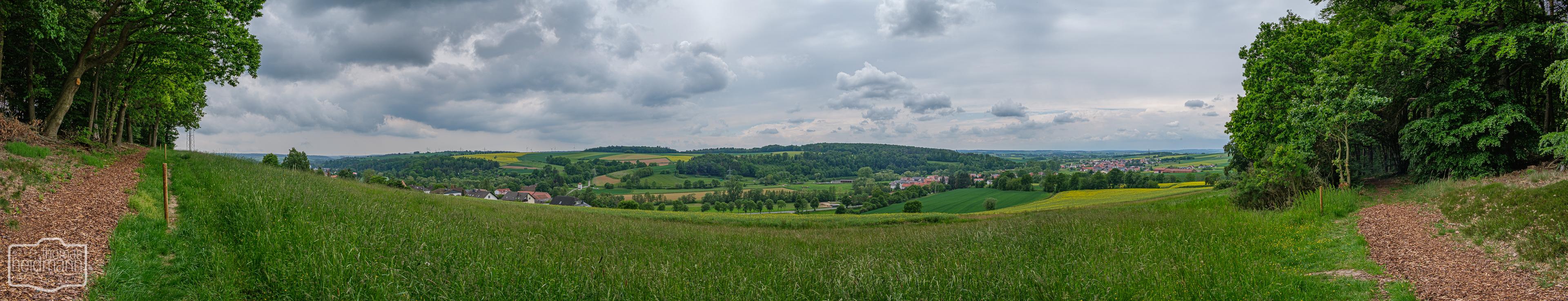 """Wanderung """"Nuff & Nopp"""" in Neukirchen im Knüllgebirge"""