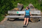 Wanderung zum Christeroder Wasserfall bei Neukirchen im Knüllgebirge