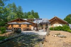 Schwälmer Stubb des  Reisemobilparks Urbachtal