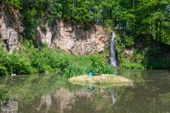 Christeroder Wasserfall