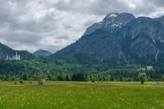Radtour durchs Allgäu nach Füssen - Königsschlösser Neuschwanstein und Hohenschwangau