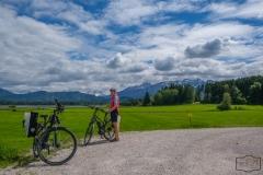 Radtour durchs Allgäu nach Füssen